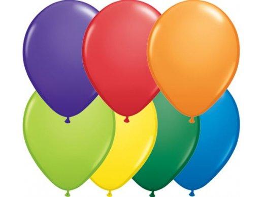 Carnival Latex Balloons Assortment (14pcs)