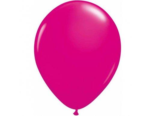 Fuchsia Latex Balloons (5pcs)