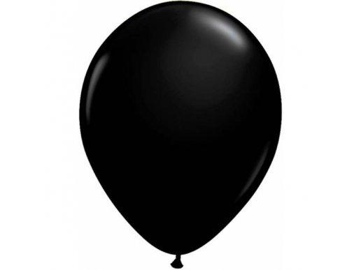 Black Latex Balloons (5pcs)