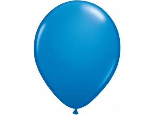 Blue Latex Balloons (5pcs)