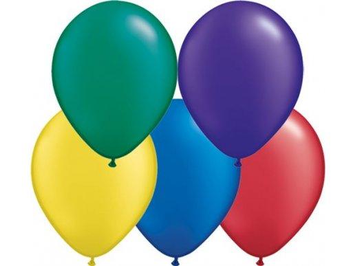 Bright Pearl Assortment Latex Balloons (10pcs)