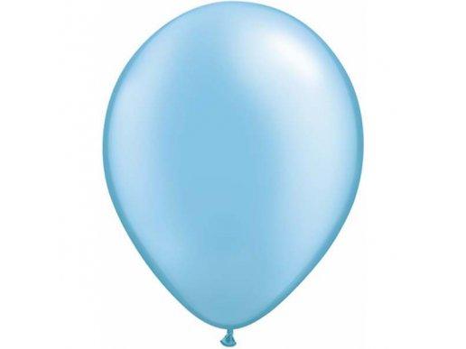 Βαθύ Γαλάζιο Περλέ Λάτεξ Μπαλόνια (5τμχ)