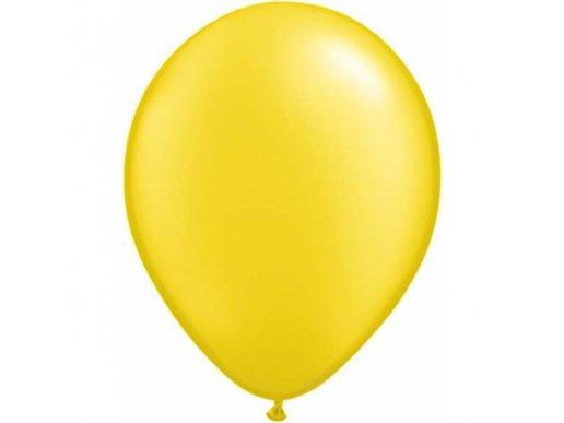 Κίτρινα Περλέ Λάτεξ Μπαλόνια (5τμχ)