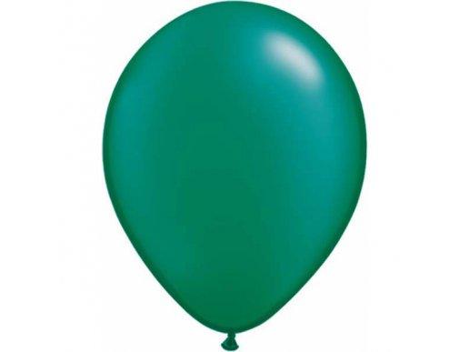 Green Pearl Latex Balloons (5pcs)
