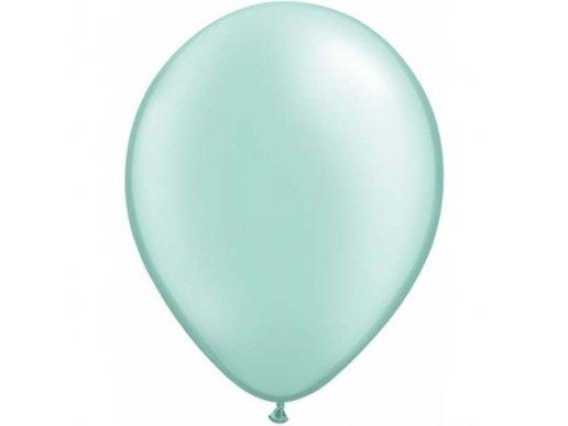 Wintergreen Pearl Latex Balloons (5pcs)