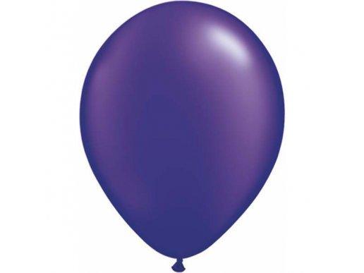 Purple Pearl Latex Balloons (5pcs)