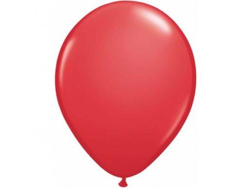 Red Latex Balloons (5pcs)