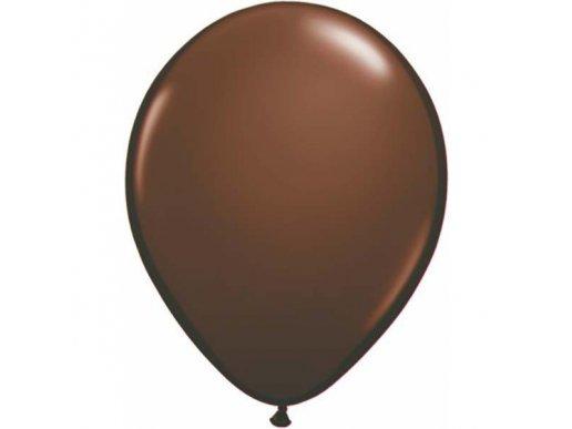 Καφέ Σοκολά Λάτεξ Μπαλόνια (5τμχ)