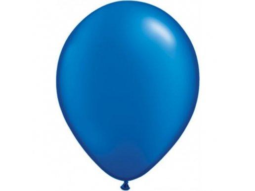 Blue Pearl Latex Balloons (5pcs)