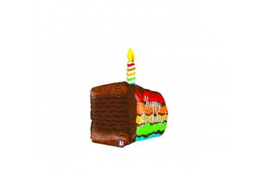Cake Μπαλόνι Supershape Για Γενέθλια