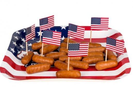 American Party Διακοσμητικές Οδοντογλυφίδες (24τμχ)