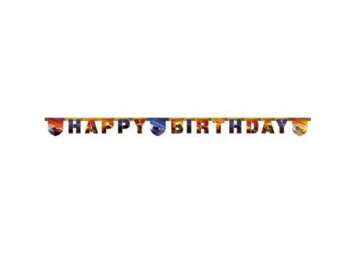 Cars Γιρλάντα Για Γενέθλια (2μ)