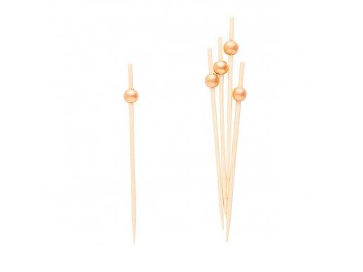 Gold Pearl Decorative Picks 25/pcs