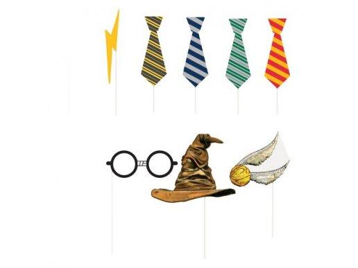 Harry Potter Photo Props 8/pcs