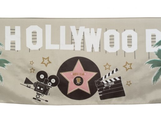 Hollywood Movie Star banner