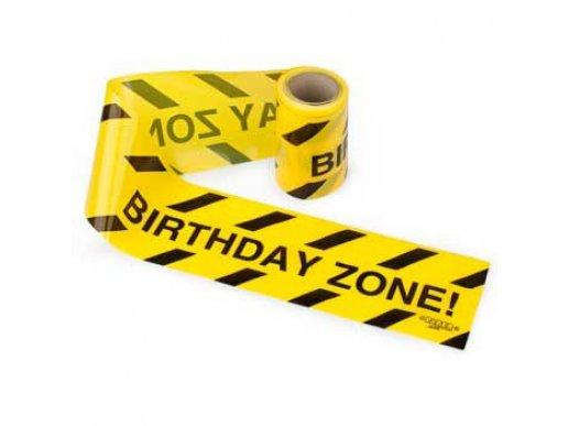 Κίτρινη Ταινία Birthday Zone