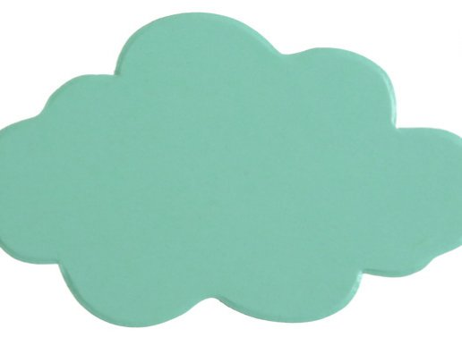 Confetti Clouds 50/pcs