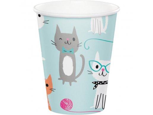Pur-Fect Party Paper Cups 8/pcs