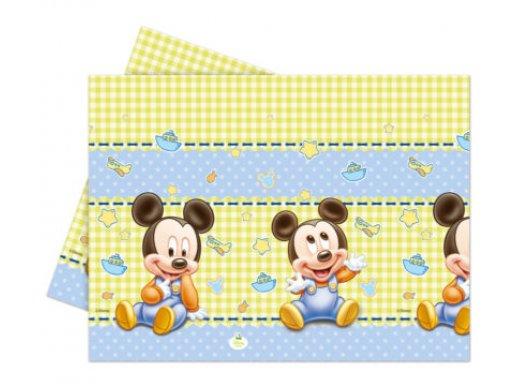 Μίκυ-Mickey Μπεμπέ Πλαστικό Τραπεζομάντηλο