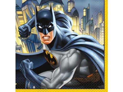 Batman Luncheon napkins 16/pcs