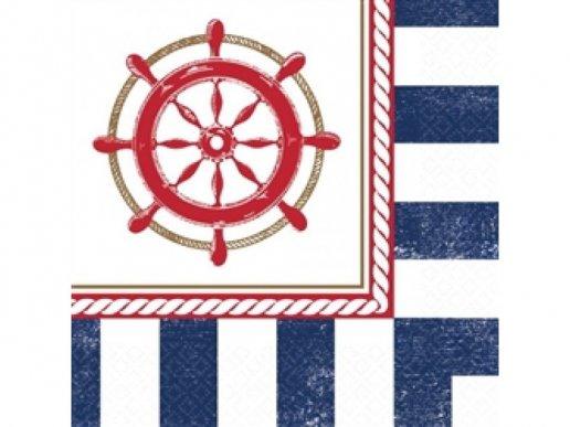Ναυτικό θέμα  Χαρτοπετσέτες (16τμχ)