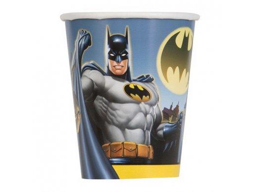 Ποτήρια Μπάτμαν-Batman (8τμχ)
