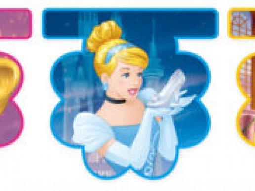 Disney Princess Flag Banner
