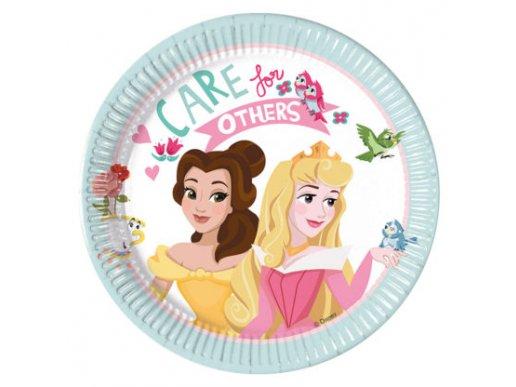 Disney Princess Dream Big Small Paper Plates 8/pcs