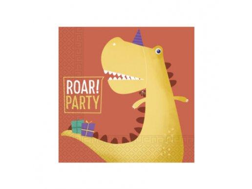 Roar Party Luncheon Napkins (20pcs)
