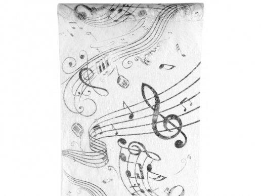 Musical Notes Runner 5m