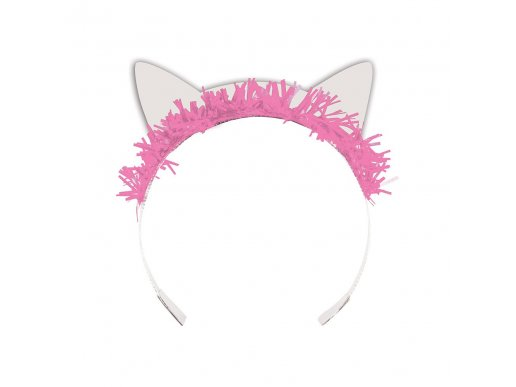 Purrfect Party Headbands 8/pcs