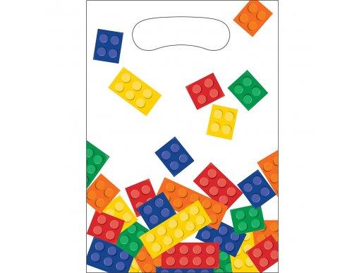 Block Party loot bags (8pcs)