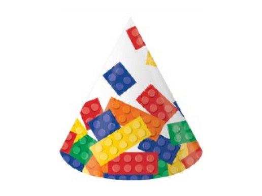 Party Hats Block Party 8pcs