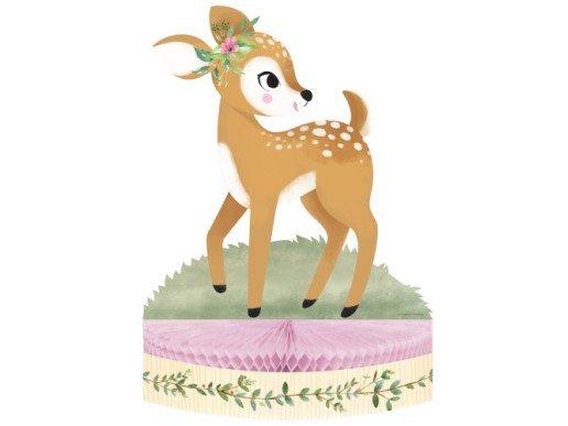 Little Deer Centerpiece (22,8cm x 29,8cm)