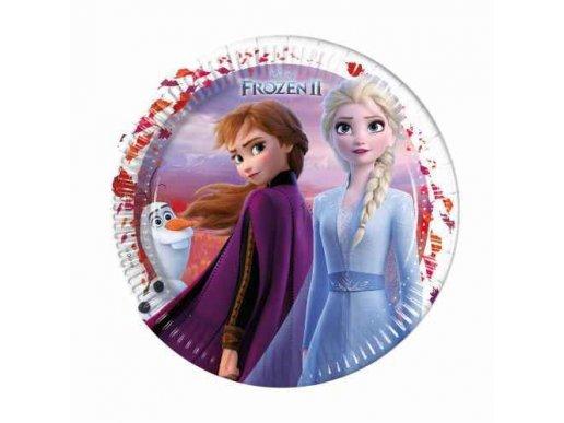 Frozen 2 Large Paper Plates (6pcs)