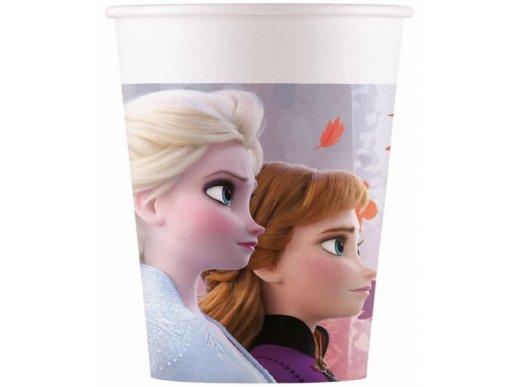 Frozen 2 Paper Cups (6pcs)