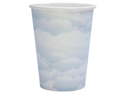 Γαλάζια Σύννεφα Ποτήρια Χάρτινα (10τμχ)