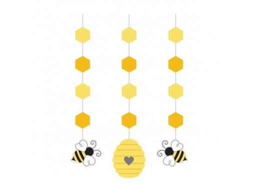 Μελισσούλα Κρεμαστά Διακοσμητικά (3τμχ)