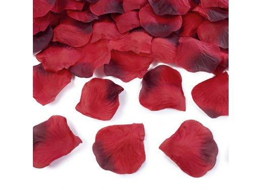 Κόκκινα Υφασμάτινα Ροδοπέταλα (90τμχ)