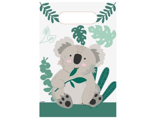 Koala Paper Party Bags (8pcs)