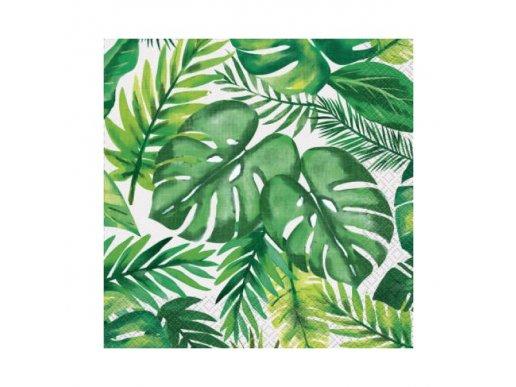 Χαρτοπετσέτες Tropical Luau (16τμχ)