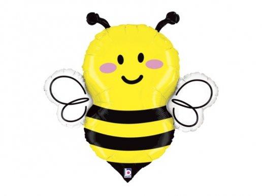 Bee Supershape Balloon 86cm