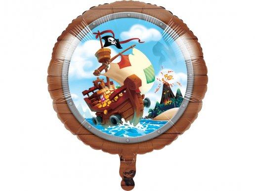 Pirate Balloon Foil