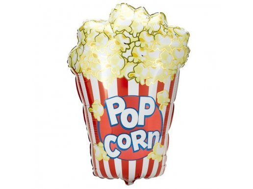 Supershape Μπαλόνι Σακούλα Ποπ Κορν - Pop Corn