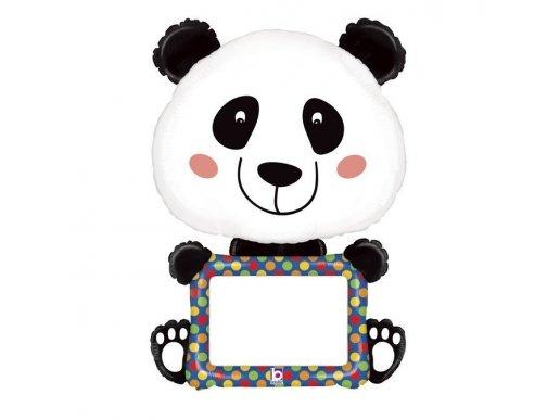 Panda Ασπροπίνακας Μπαλόνι Supershape