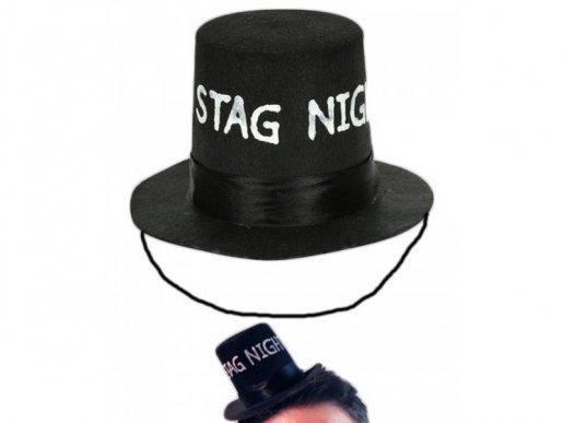 Stag Night Καπελάκια για τους Φίλους του Γαμπρού