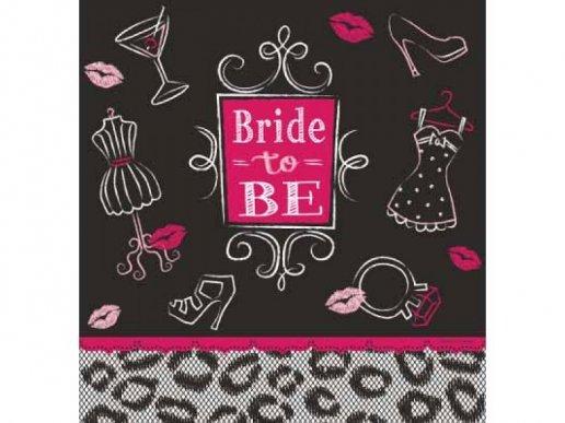 Bride to Be Πλαστικό Τραπεζομάντηλο (137 x 259)