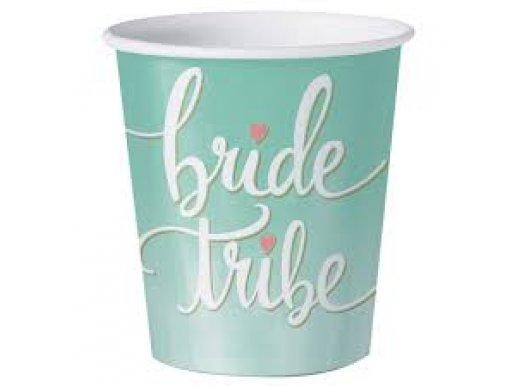 Bride Tribe Paper shot cups 12/pcs