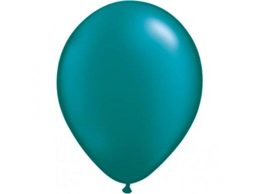 Teal Pearl Latex Balloons (5pcs)
