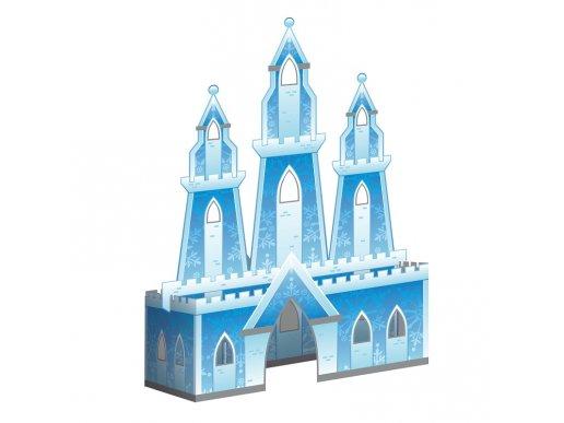 Snow Princess Centerpiece Table Decoration (21,08cm x 9,14cm x 30,17cm)